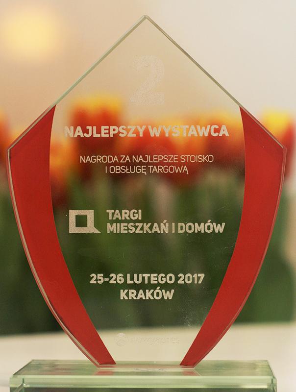 Nagroda najlepszy wystawca